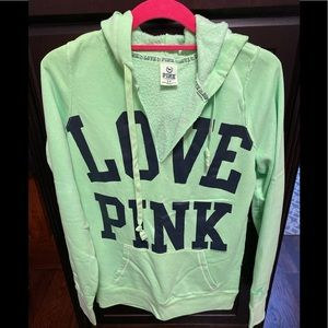 PINK Victoria secret hooded sweater